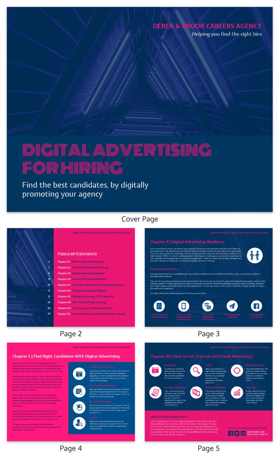 Neon Digital Hiring Strategy White Paper_Venngaeg
