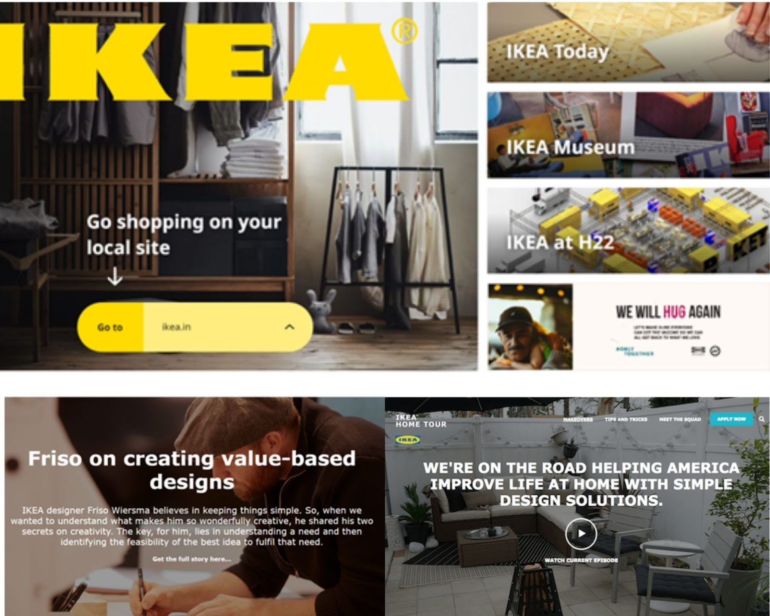UX and its role in SEO an important ranking factor - IKEA example