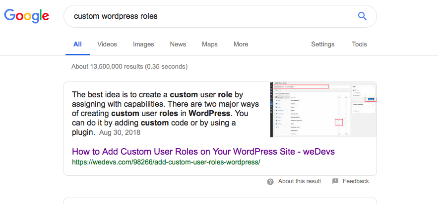 Enterprise SEO strategies and tactics that really work - Featured snippet optimization