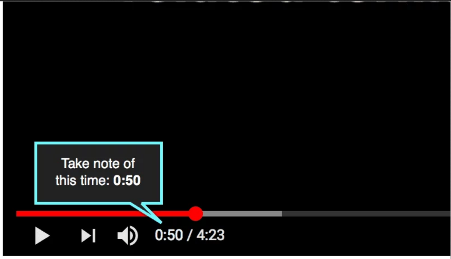 Copy time YouTube timestamp - Use it to get your video ranked in Google's video carousel