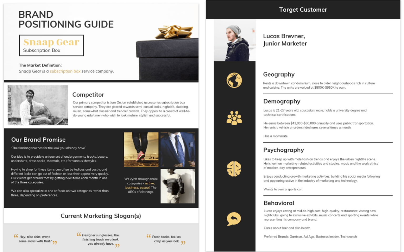 defining topics for your agency lead generation white paper