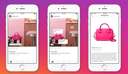 How to get more leads on Instagram - Shoppable content