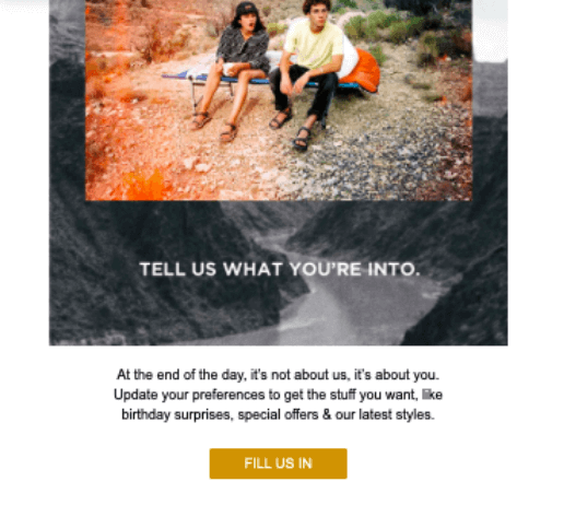 Teva personalized email marketing offers